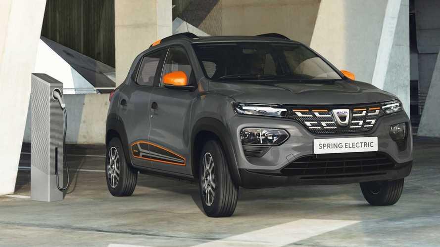 Renault Kwid elétrico (Dacia Spring) é revelado na versão final; veja fotos