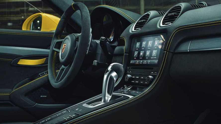 Cambio PDK para los Porsche 718 4.0 2021