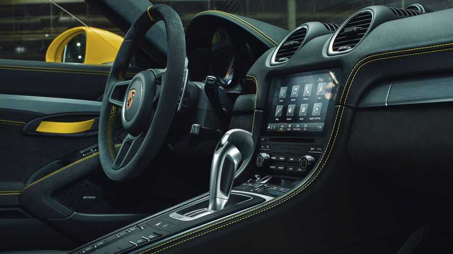 Porsche 718 Cayman/Boxster: Sechszylinder-Modelle nun auch mit PDK