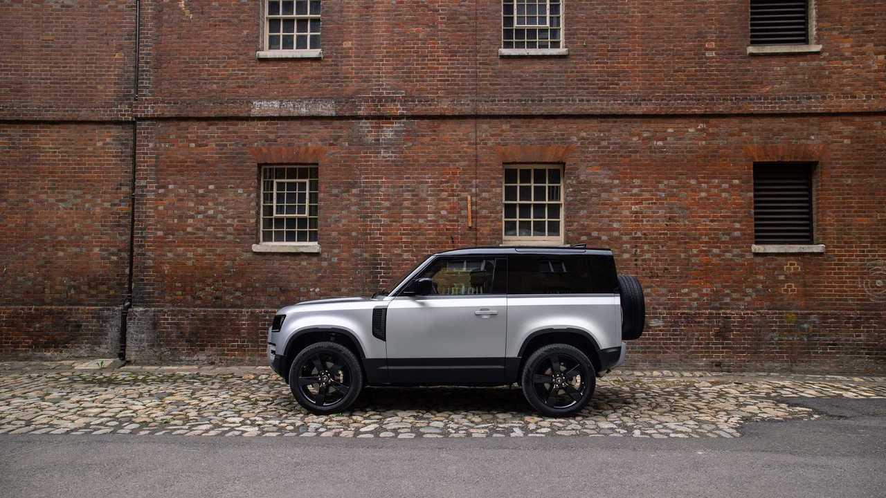 2021 Land Rover Defender 90 - 5174665