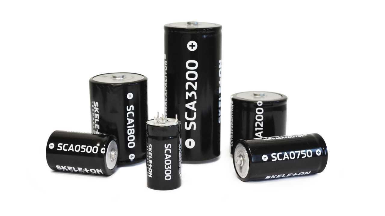 SkelCap Ultracapacitors SkelCap