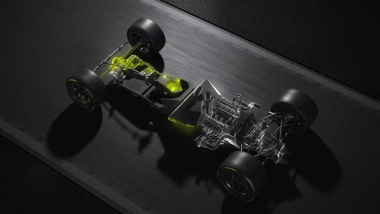 Peugeot Le Mans hypercar powertrain