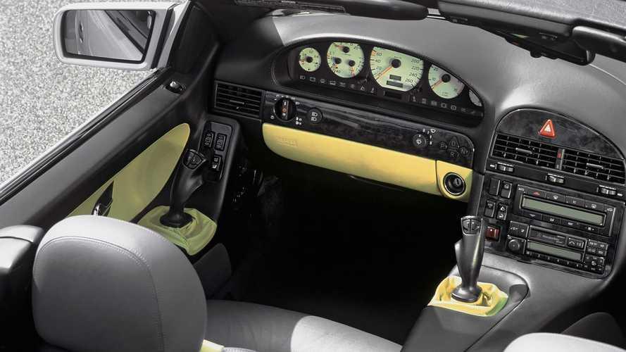 Saviez-vous que cette Mercedes se conduisait avec des joysticks ?