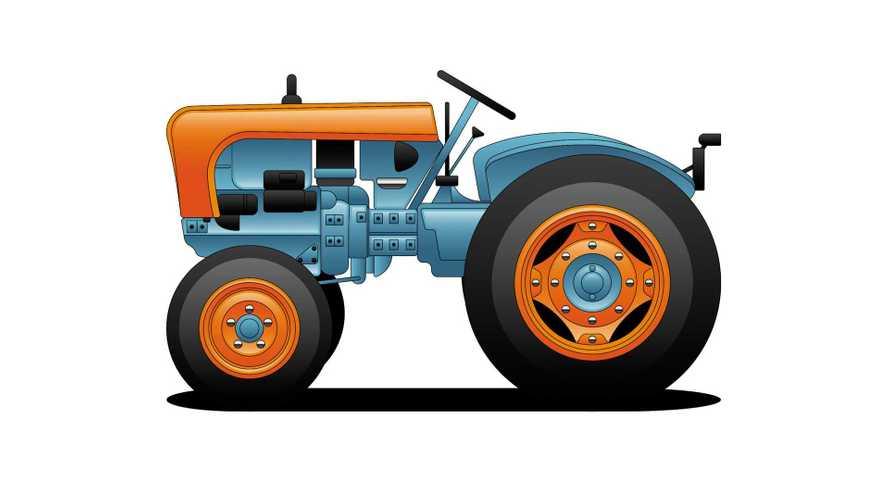 Traktoren von Lamborghini: Landmaschinen von 1948 bis heute