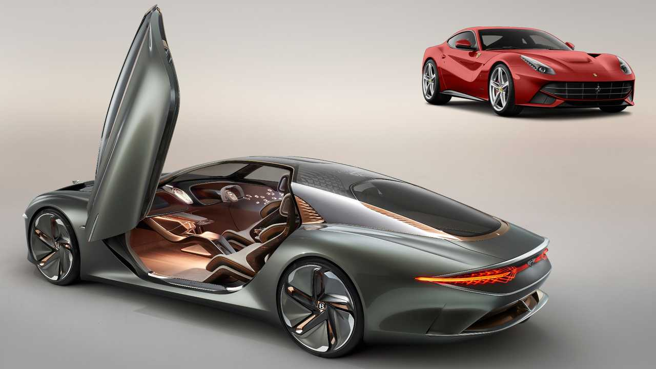 While Ferrari Discards EV Lineup, Bentley Will Ditch ICE In 10 Years
