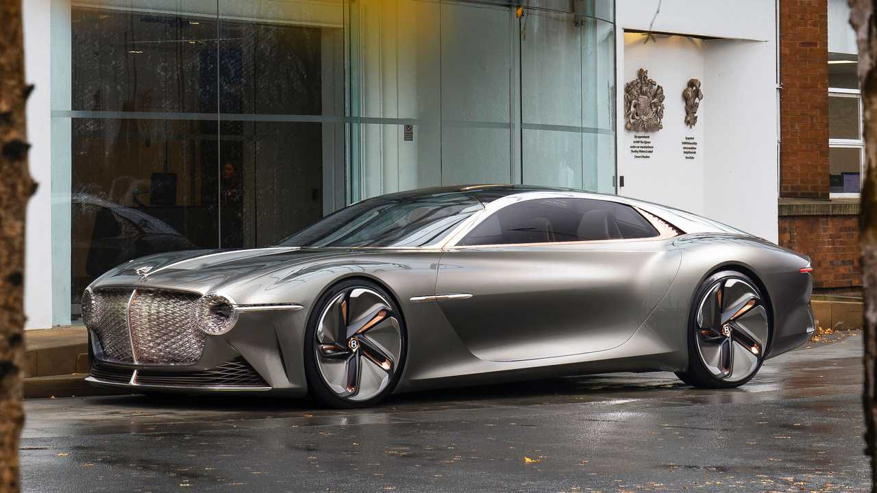 Bentley EXP100 GT