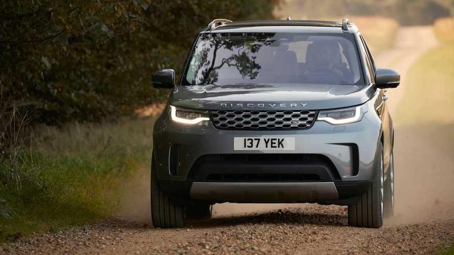 Land Rover Discovery 2021: con hibridación ligera y etiqueta Eco