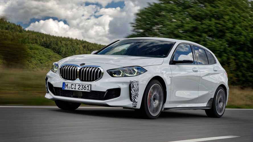 BMW 128ti será nova versão de 265 cv abaixo da esportiva M135i