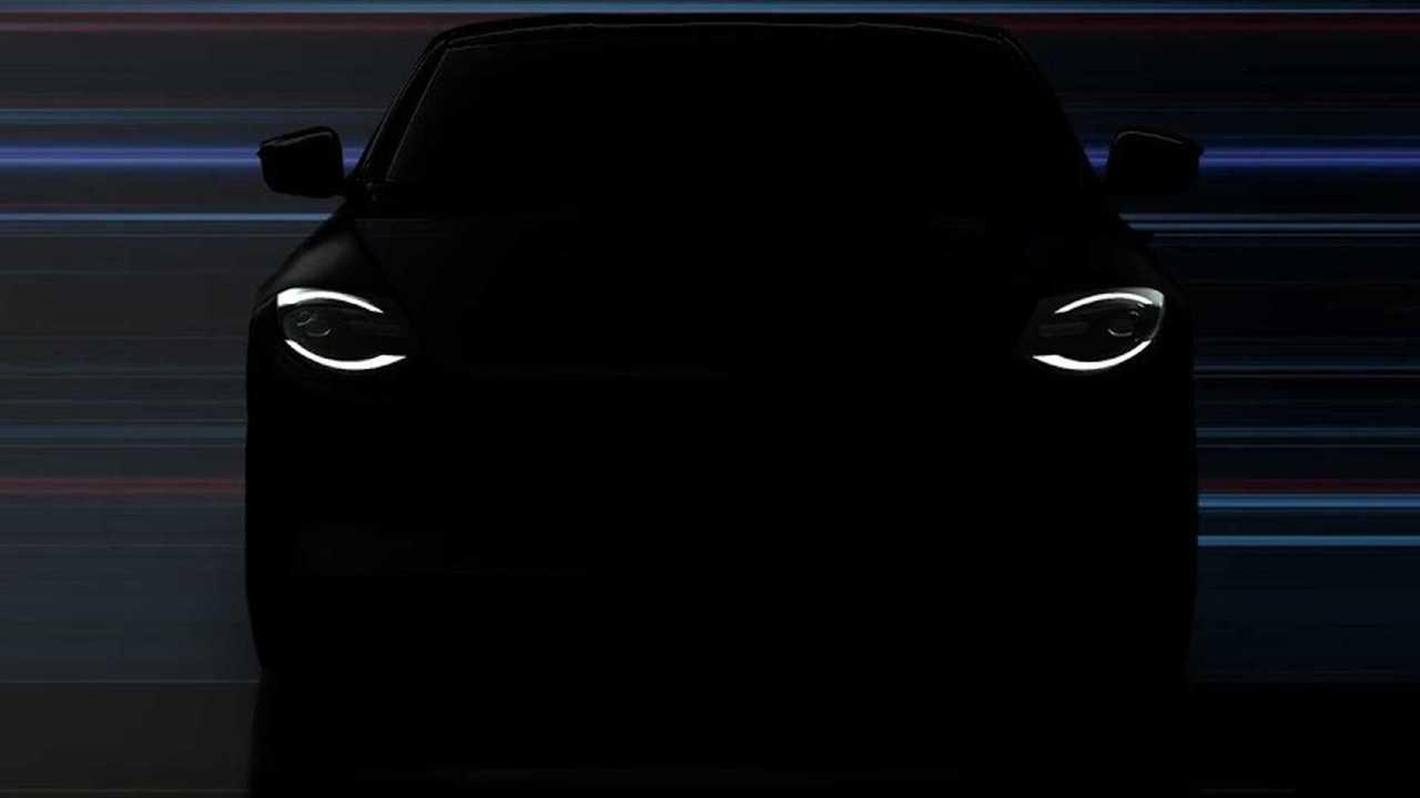 Nissan Z Proto teaser image