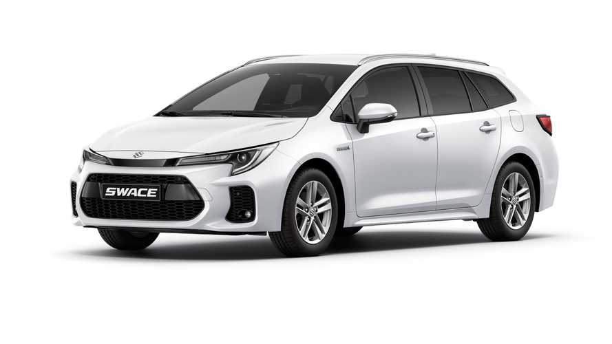 Corolla-based Suzuki Swace comes to UK with £27,499 starting price