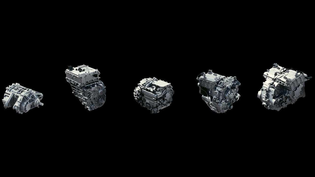 GM motores eletricos Ultium drive