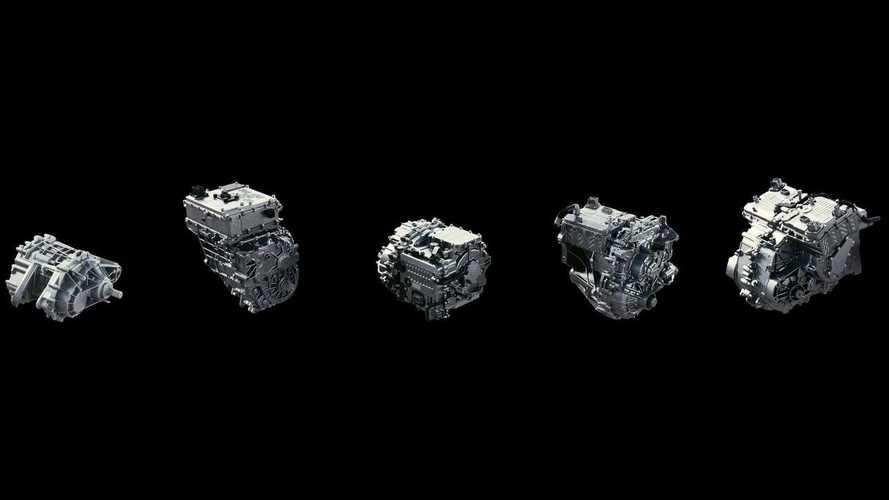 GM revela sua linha de motores para veículos elétricos Ultium Drive