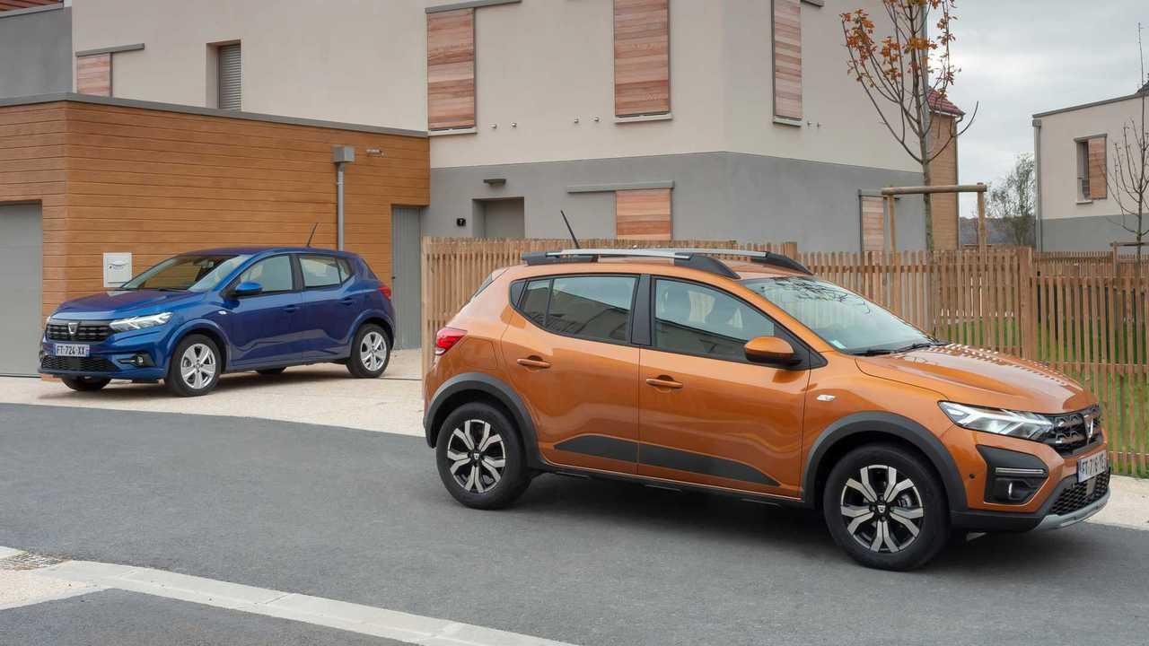Dacia Sandero und Sandero Stepway (2021)