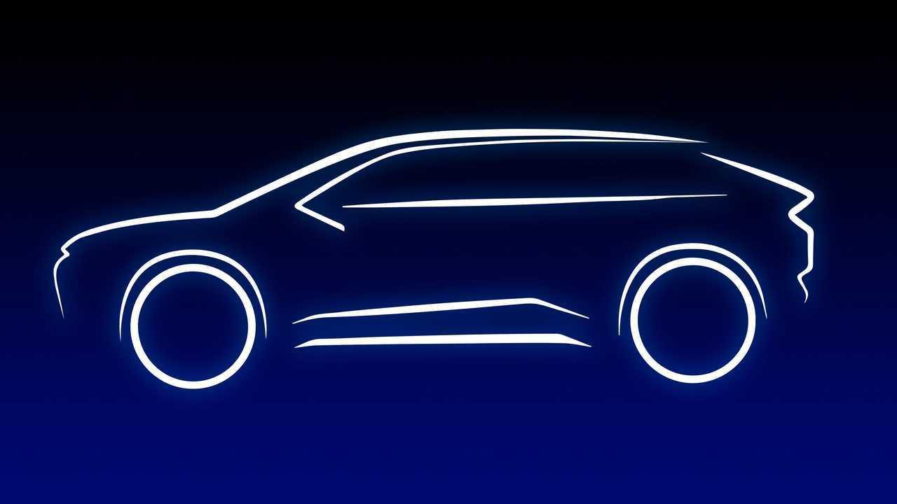 Lexus And Toyota Tease Their Future EVs Based On E-TNGA