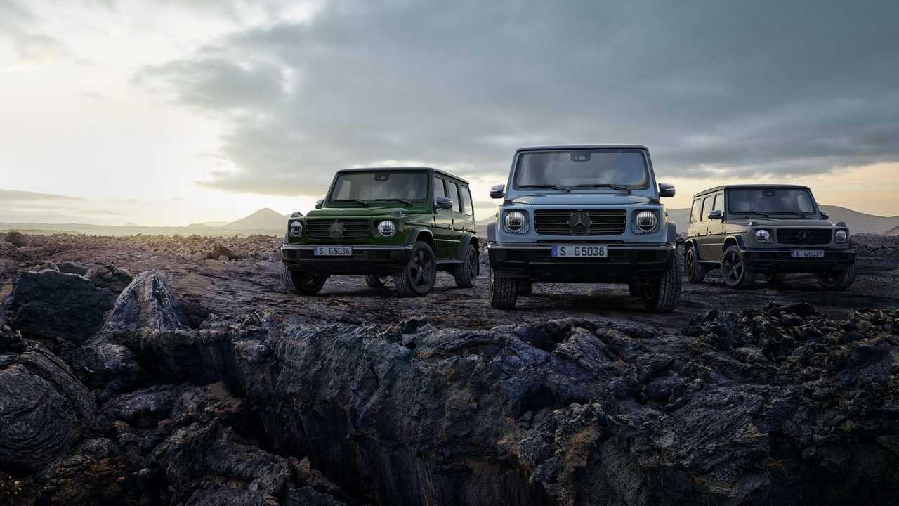 Üretilen 400.000'inci Mercedes-Benz G-Serisi
