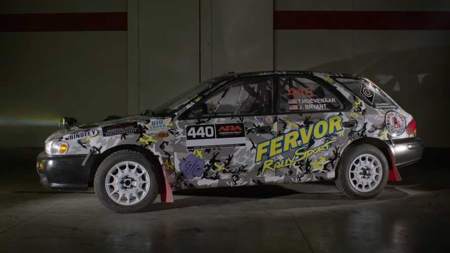 'Left Two Minus' Highlights Grassroots Team At Grueling SnoDrift Rally