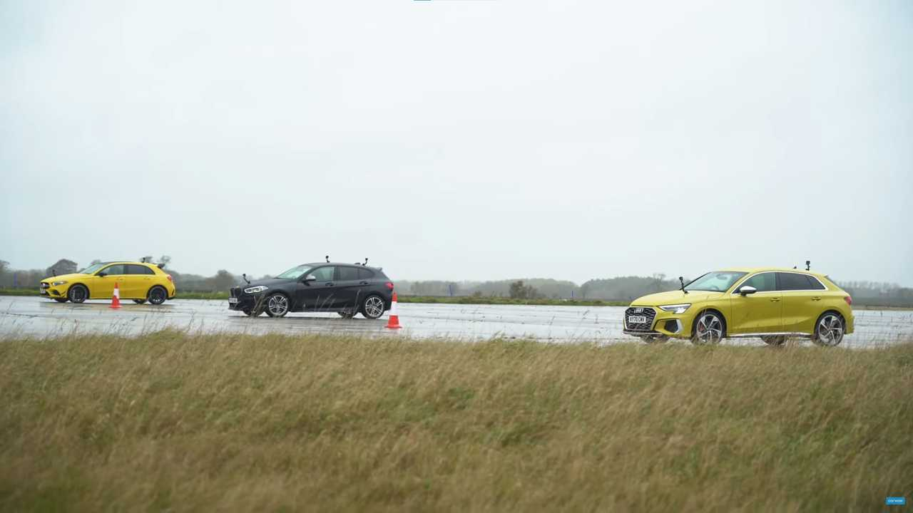 Audi S3 Drag Yarışı