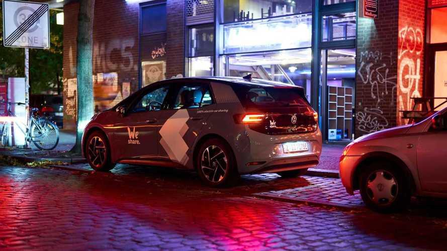 Volkswagen Adds ID.3 To WeShare Fleet In Berlin