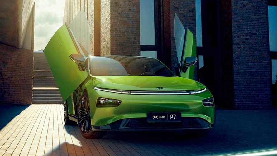 Xpeng P7 Wing Edition (2020)