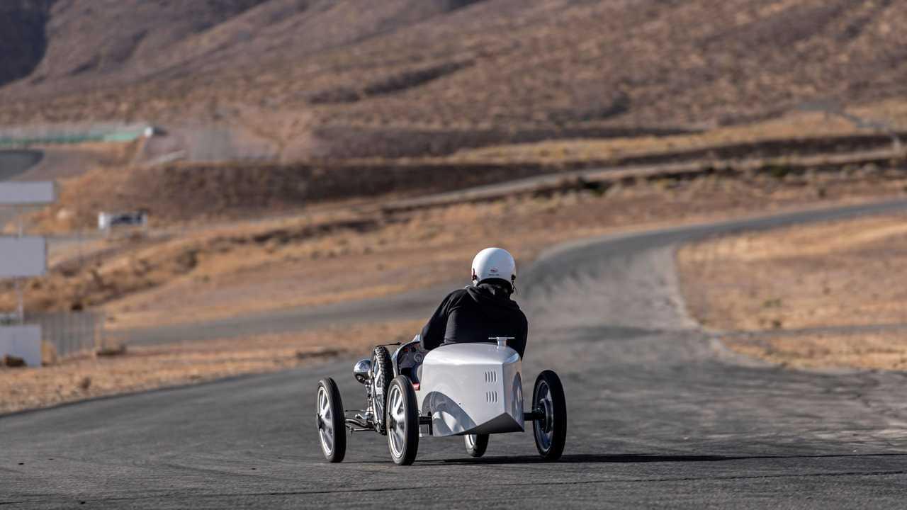 2021 Bugatti Baby II