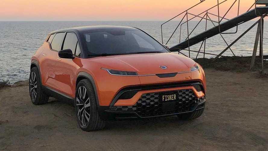 Fisker Ocean: SUV elétrico será revelado na versão de produção em maio