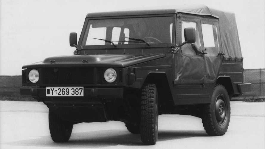 VW Iltis (1978-1988): Kennen Sie den noch?