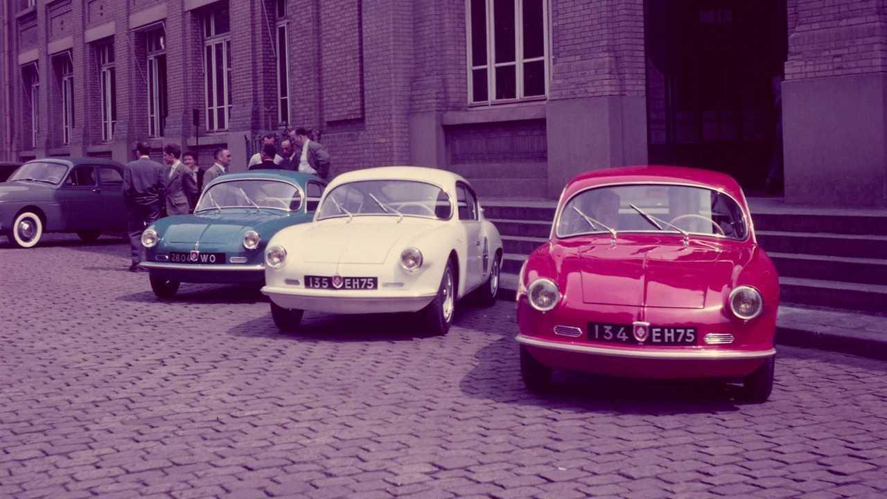 Alpine A106 (1956): die erste echte Alpine