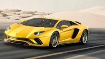 Lamborghini Aventador, la gamma completa
