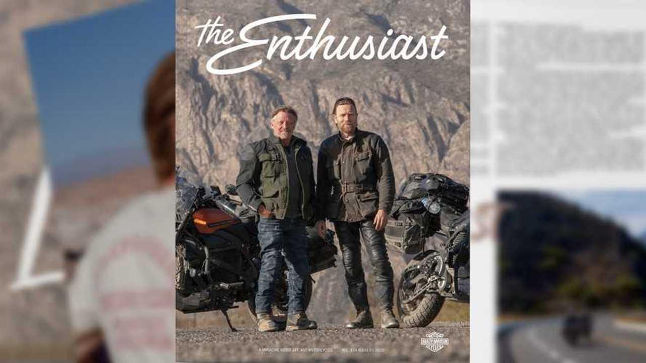 Harley-Davidson The Enthusiast Magazine