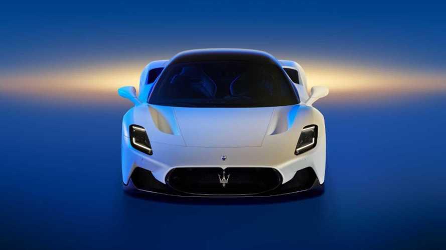 Maserati назвала электрокары «Молниями», у них будет по 3 мотора
