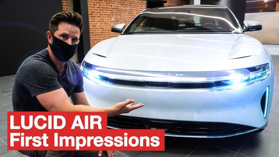 The Lucid Air Is A True Engineer's Car, According to Ben Sullins
