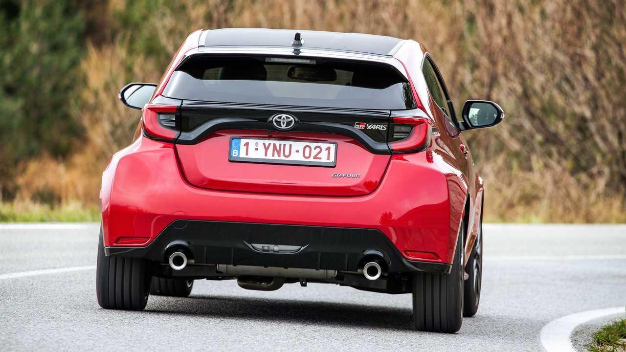 Toyota GR Yaris 2020, primera prueba