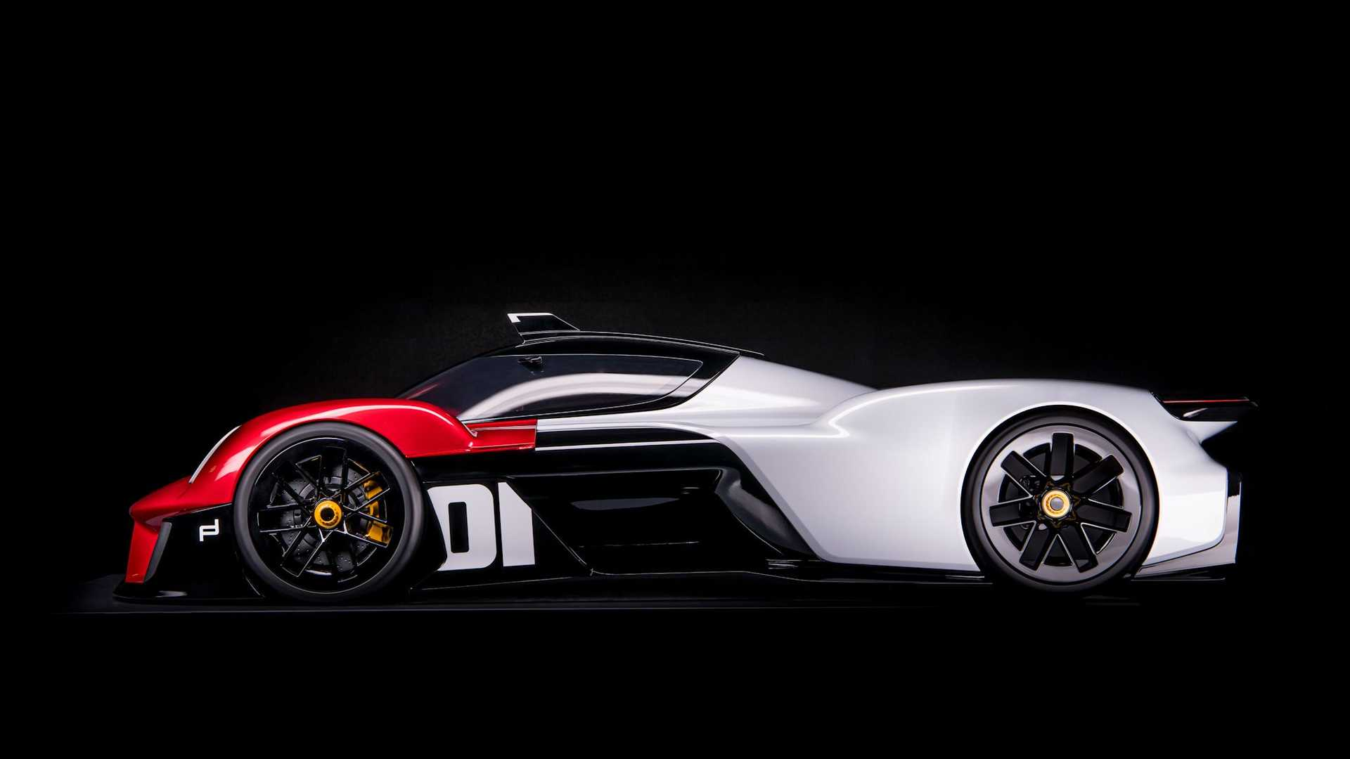 Porsche Vision 920 Is A Le Mans Racer For The Road