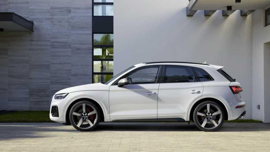 Обновленный Audi SQ5 растерял лошадиные силы, но остался быстрым