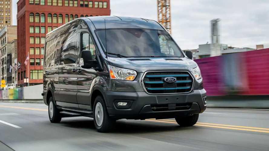 Ford E-Transit 2022