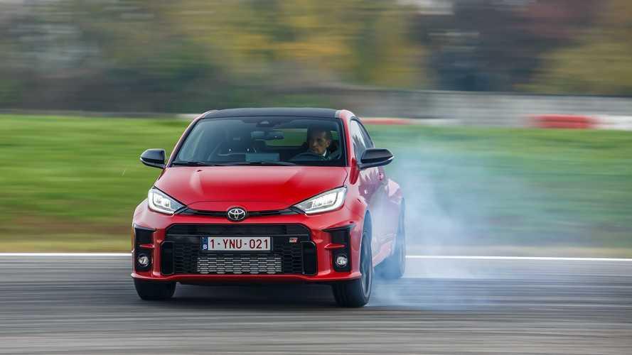 Toyota GR Yaris 2020, a prueba: ¡bendita locura!