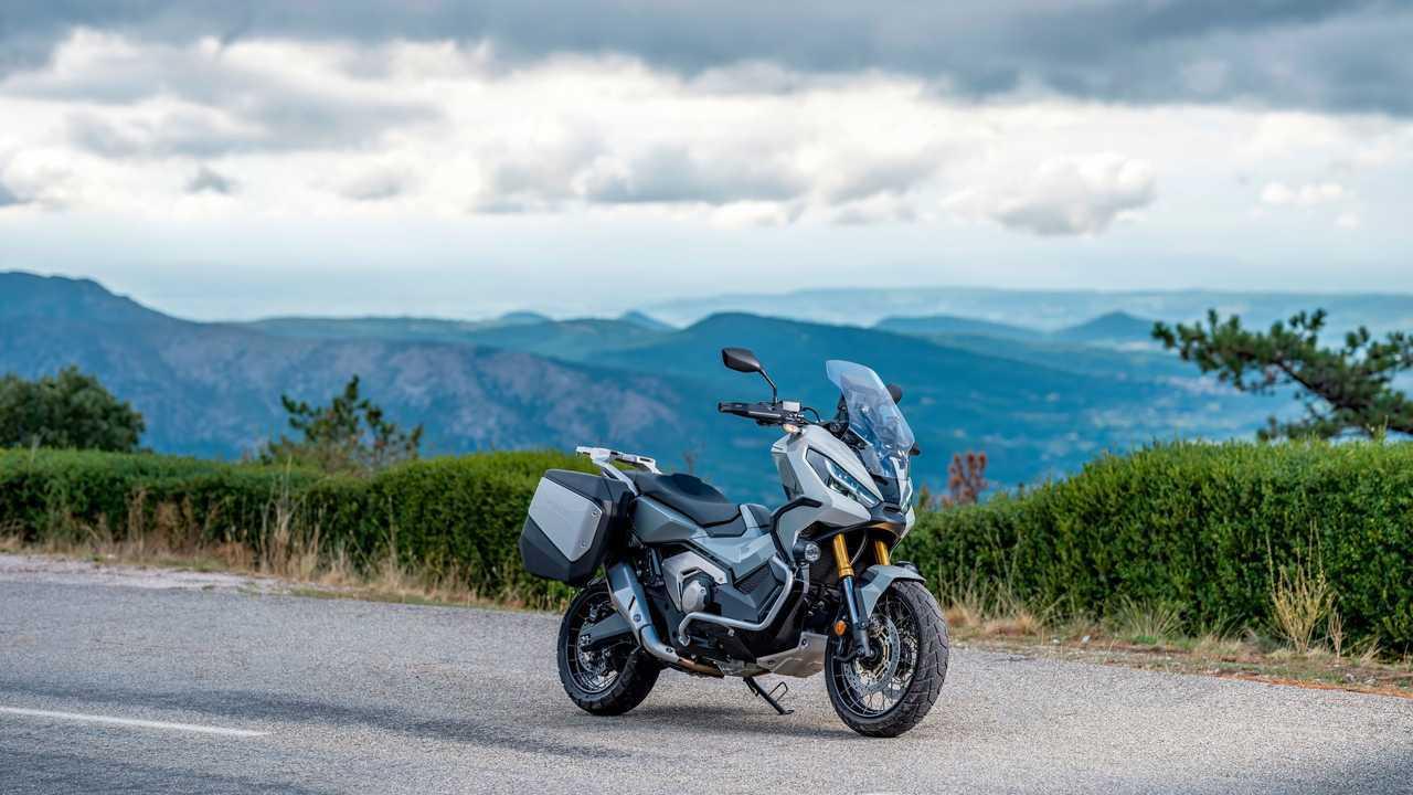 2021 Honda X-ADV View