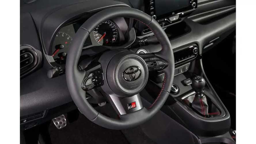 Prise en main Toyota GR Yaris