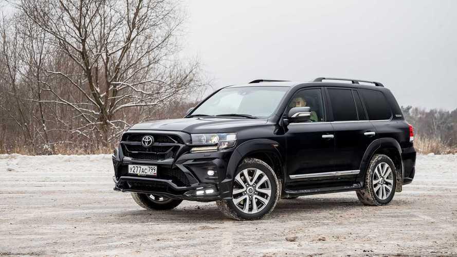 «Крузаки» и «Лексусы» могут загореться – в РФ отзывают 82 тысячи машин