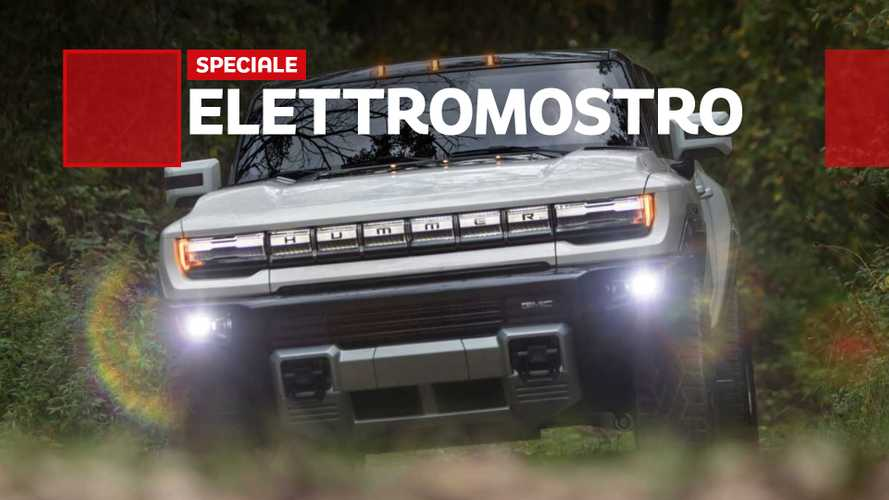 Hummer EV, il pick-up elettrico alla prova della strada
