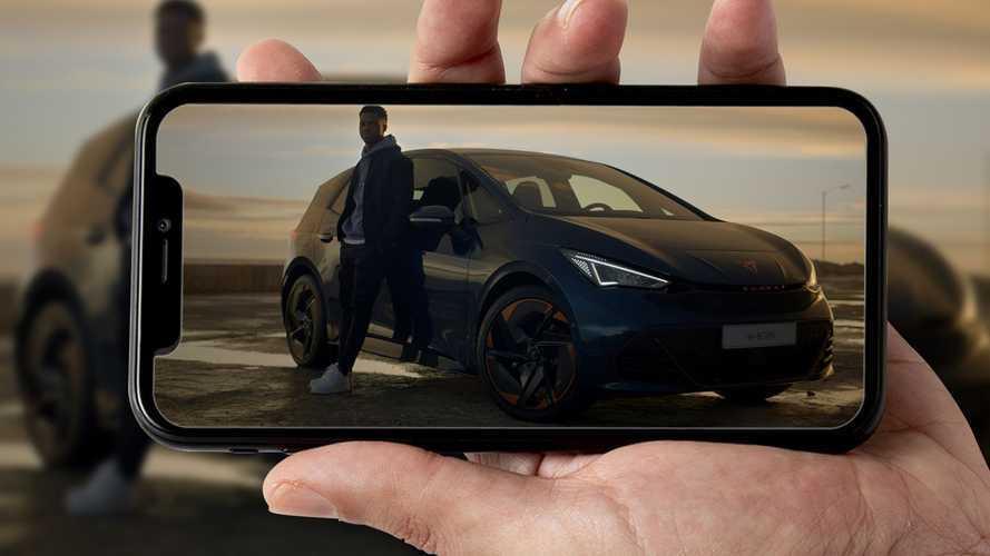 Cupra, un video messaggio di ottimismo per il 2021