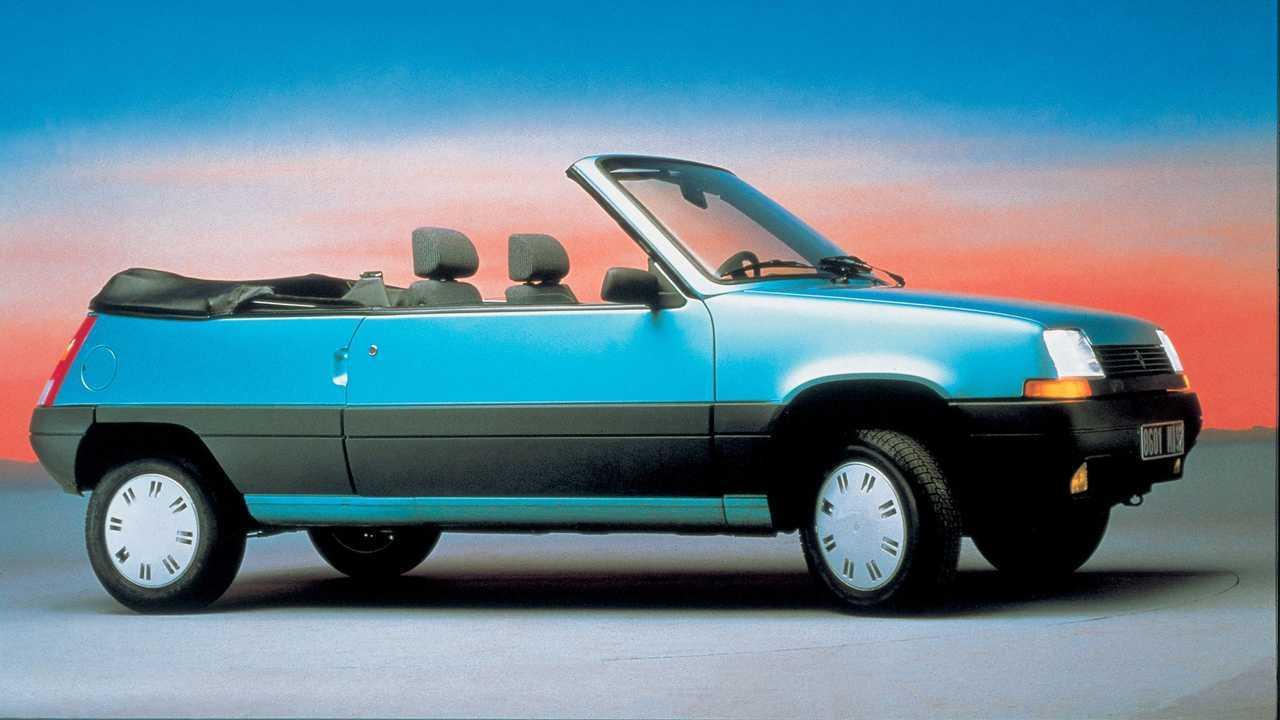 Renault 5: Die Modellgeschichte in Bildern