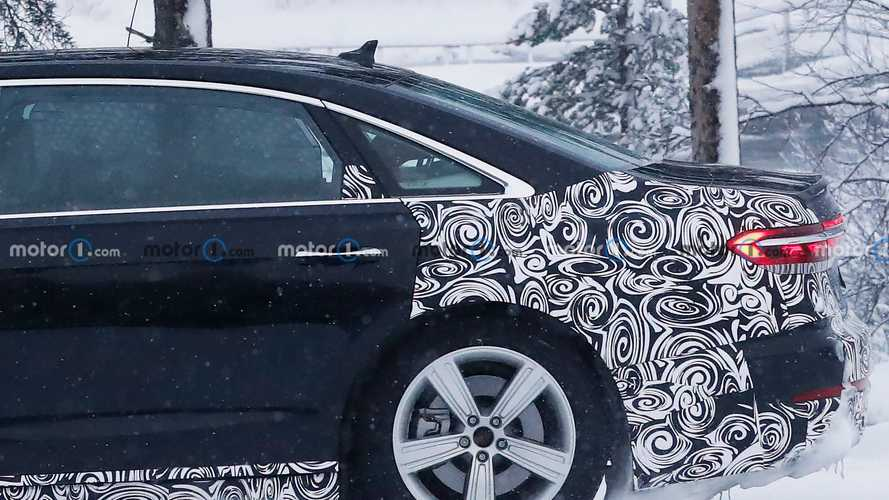 2022 Audi A8 L Horch (not confirmed) spy photos