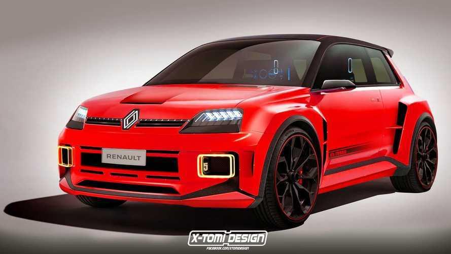 ¿Se atreverá Renault a lanzar un Renault 5 Turbo eléctrico?