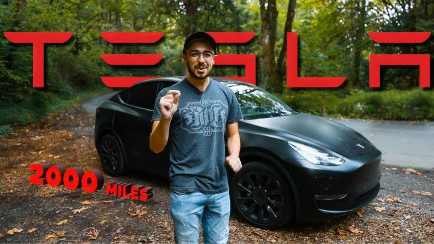 Non-Car Guy Reviews His Tesla Model Y After One Month Ownership