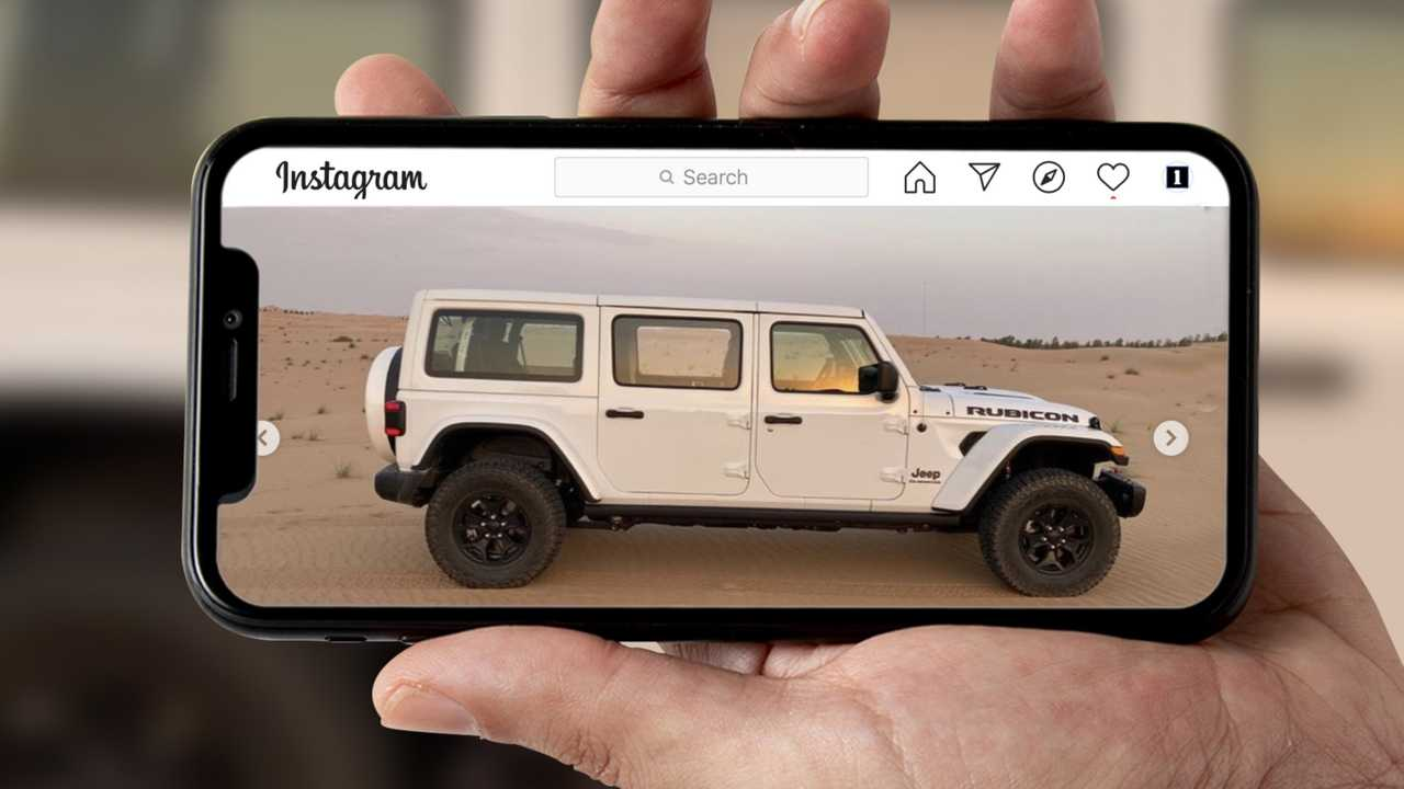 Three-Row Jeep Gladiator