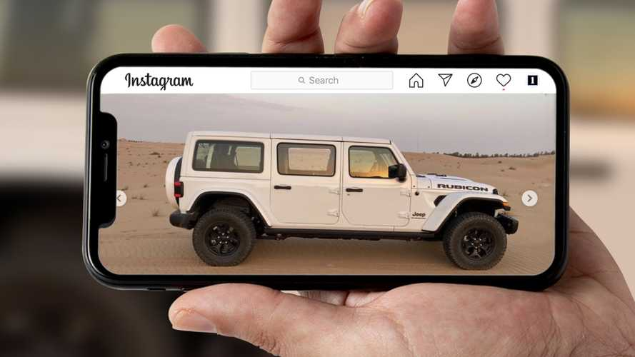This 3-Row Jeep Wrangler-Gladiator Mashup Lives In The Uncanny Valley