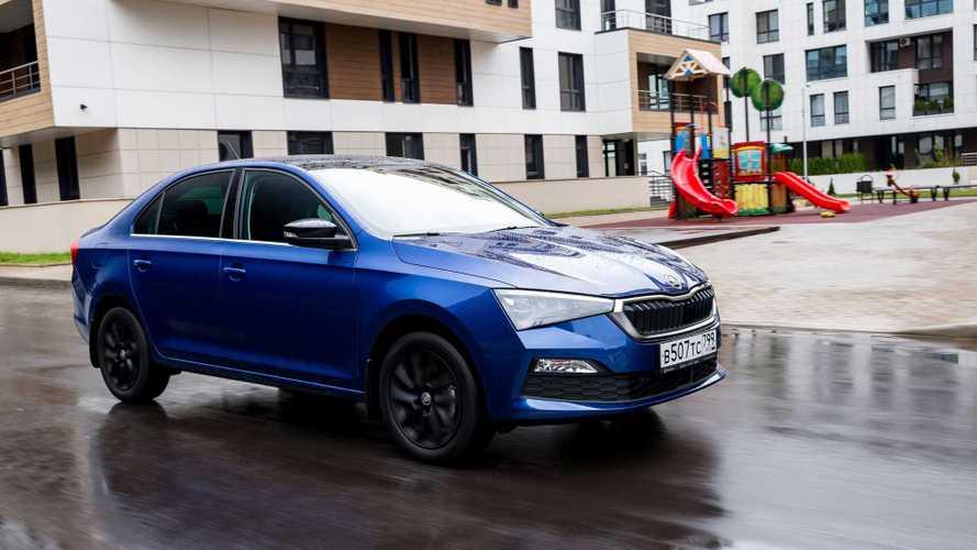 Российский рынок новых автомобилей скромно подрос в сентябре
