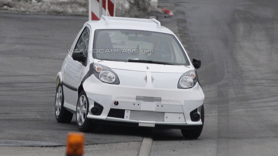 Next-generation Renault Twingo / Smart ForTwo mule spied