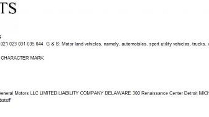 Cadillac files for LTS trademark - hints at XTS successor?